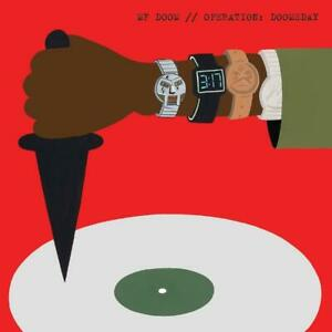 MF DOOM - OPERATION: DOOMSDAY (DELUXE EDITION) (New CD Sealed!)