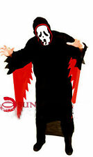 NEW Halloween Women Men Darkness DEVIL God Ghost Costume Cosplay Fancy Dress UP