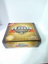 Deluxe TV Poker Game - Texas Hold'em - Blackjack - Video Poker