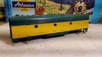 Athearn f7 b C&NW Shell,  for locomotive train engine ho daylight