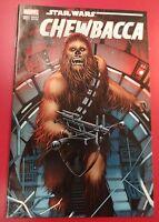 MARVEL STAR WARS CHEWBACCA #001 COMIC BOOK