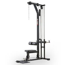 MEGATEC Lat Pulldown MT-LM-FW Seated Row Bicep Curls Machine Pull Down Triceps