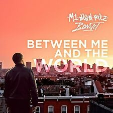 Between Me And The World - M1 (Dead Prez) / Bonnot (2016, CD NEUF)