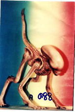 "11""ALIEN DOG Crouching Sci-Fi Movie Vinyl Model Kit 1/1"