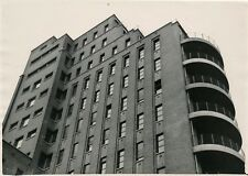X 3 photos Hôpital Beaujon Clichy Jean Walter architecture argentique époque