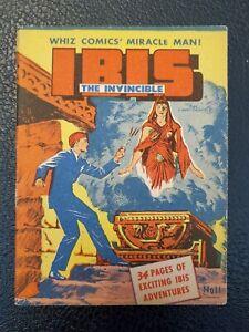 1942 IBIS The Invincible Mini Comic. Fawcett Publishing Inc MIGHTY MIDGET FVF