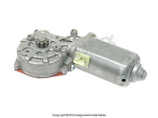 Mercedes r107 Power Window Motor 8 Teeth GENUINE NEW + 1 year Warranty