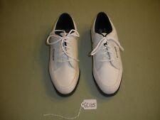 Ladies FootJoy GreenJoys White Golf Shoes-SZ 6M GC105