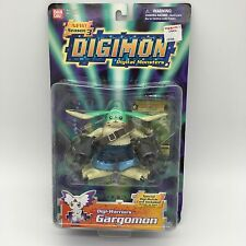 Digimon Digi-Warriors Gargomon Bandai #13407 Season 3 Battle Card 2001