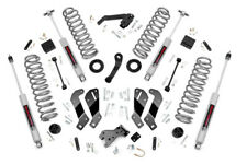 "Rough Country 3.5"" Jeep Suspension Lift Kit (2007-2018 Wrangler JK) - 69430"