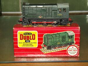 HORNBY DUBLO - 2 RAIL 0-6-0 DIESEL SHUNTER - BOXED