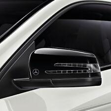 Mercedes logo adesivo classe c a b cls clc amg stickers car tuning specchietti
