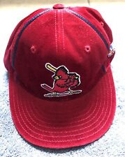 Velvet - St. Louis Cardinals Baseball Hat Size 7 1/8 Cooperstown Collection