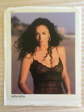 Sofia Milos #2 original headshot photo with credits, training & skills