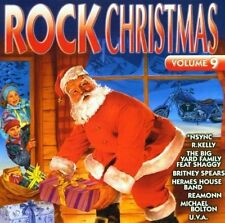 Rock Christmas 09 (2001) Britney Spears, Spike, Reamonn, R. Kelly, DJ Ötz.. [CD]