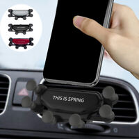 Universal Gravity Fleximount Car Auto Phone Holder Automatic Mount Accessories