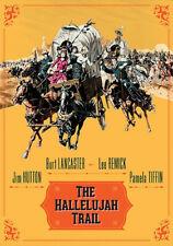 The Hallelujah Trail; BURT LANCASTER, LEE REMICK, JIM HUTTON, 1965 DVD; VG