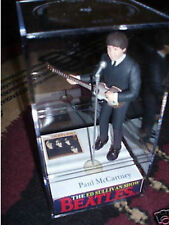 Ed Sullivan THE Beatles Paul McCartney figure/figurine/doll case remco SWEET!