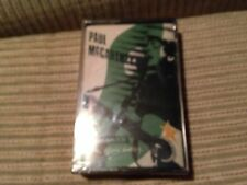 PAUL MCCARTNEY BEATLES SPANISH CASSETTE TAPE SPAIN UNPLUGGED SEALED EMI 91