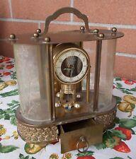 Orologio W u A. SCHMID SCHLENKER JR Germany Vintage clock Musical Mechanical