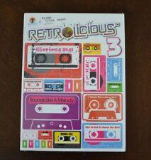 Retrolicious 3 /Flock of Seagulls, Simple Minds, Duran Duran, Billy Idol 3CD NEW