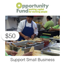 $50 Charitable Donation For: Small Business Relief Fund