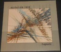 AGITATION FREE fragments GERMANY LP new sealed LIMITED EDITION #0825/1000