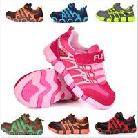 Kinder Sportschuhe Sneaker Turnschuhe Baby Jungen Mädchen Laufschuhe Gr.21-37