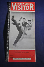 January 1959 New York State Visitor Guide  - Ice Follies Story