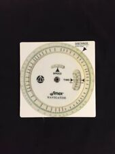 Simex Navigator Compass (Speed and Time) /Course Converter  ©1969 - Dual Sided