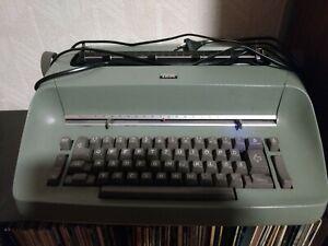 IBM schreibmaschine kugelkopf