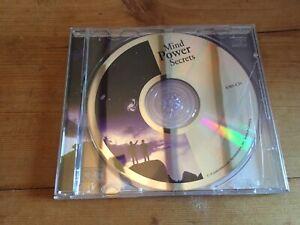 MIND POWER SECRETS CD DANE SPOTTS MIND POWER SECRETS