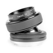 Lensbaby Composer Pro with Sweet 35 Optic 35mm f/2.5-22 Lens