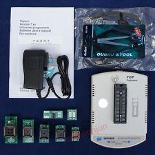 TOP3100 USB Universal Programmer BOIS EPROM Flash MCU PIC STC SST 93/24/25 SPI