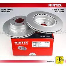 2X MINTEX DISC BRAKES REAR BMW 1 E81 E87 118 120 316 - 3 320 325 318 323 328 i d