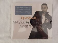 "Me'Shell Ndegeocello ""Who Is He & What Is He to You"" CD! ONLY NEW COPY ON eBAY!!"