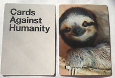 Cards Against Humanity Sloth Card from Hawaii 2!
