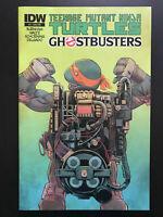 TMNT Ghostbusters 2014 #3 IDW Variant Comic Book Teenage Mutant Ninja Turtles NM