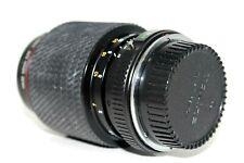 Tokina SD Camera Lens 70-210mm 1:4-5.6 & HAZE 52mm UV Filter & Cover Fits Pentax