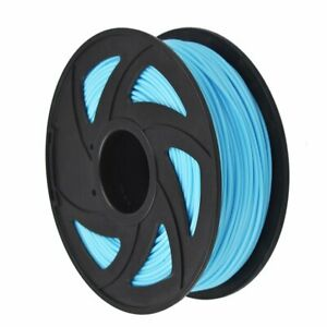 New 3D Printer Filament 1kg1.75mm 3mm  PLA Multiple Color For MakerBot RepRap US
