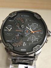 DIESEL DZ7315 Mr Daddy2 Collection Gunmetal Mens Chronograph Watch.