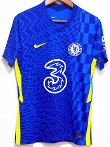 2021/2022 Chelsea FC Home Shirt Soccer Jersey for Man
