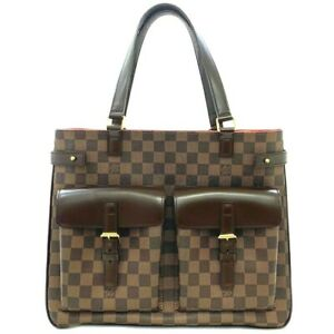 Louis Vuitton Damier euses N51128 Hand Bag From Japan #1931