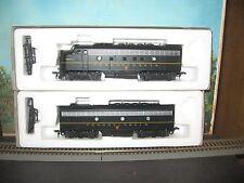 Stewart Hobbies Ho Scale #9030/9031 F7A/B Powered Pennsylvania Railroad Ph1 (Y)