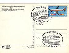 Hildesheim   schöner SST von 1988