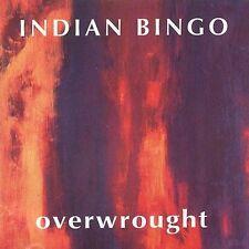 Overwrought Indian Bingo MUSIC CD