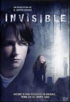 DVD film: INVISIBLE (2007) Thriller ex-noleggio
