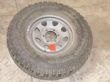 Jante et pneu  4x4 6 trous BFGOORICH TRAC EDGE LT 235/85R16 M+S