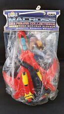VF-19 Kai Excalibur Fire Valkyrie Macross Mini Figure Collection 2 1999 Anime