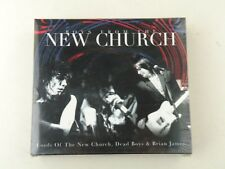 BOYS FROM THE NEW CHURCH Lords of The New Church,Dead Boys & Brian James 4 CD-VR